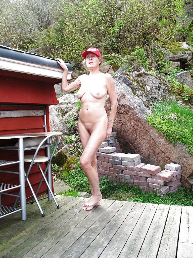 Nudist in Norway