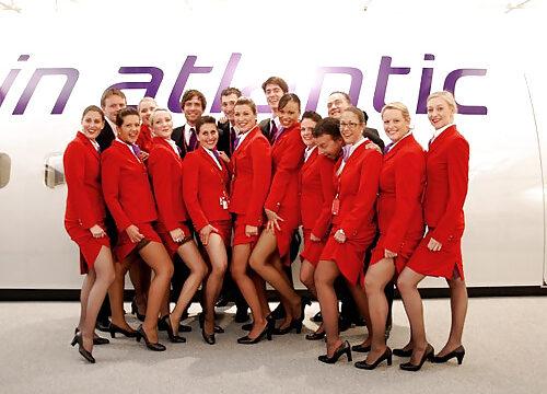 Flight Attendants Photos