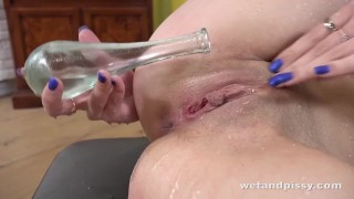 Pissing and Playing In It