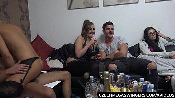 Czech Mega Swingers Xmass Party